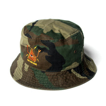 PYRAMID SECT BUCKET HAT - CAMO