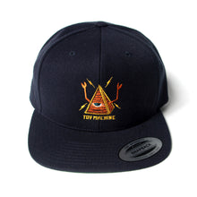PYRAMID SECT BB CAP - BLACK