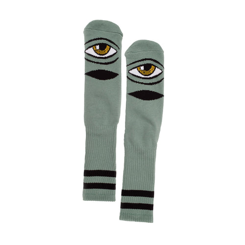 TM SECT EYE SOCK SOCKS - SAGE