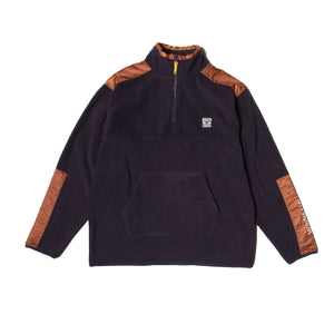 BRAIN WASH FLEECE - NAVY