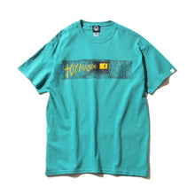 TUNNEL SS TEE - BLUE GREEN