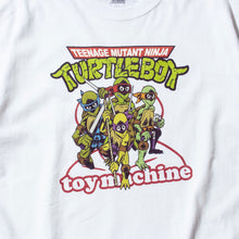 TEENAGE MUTANT TURTLE BOY SST - WHITE