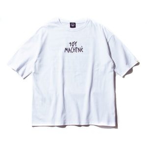 (WIDE TEE) FIST SS TEE - WHITE