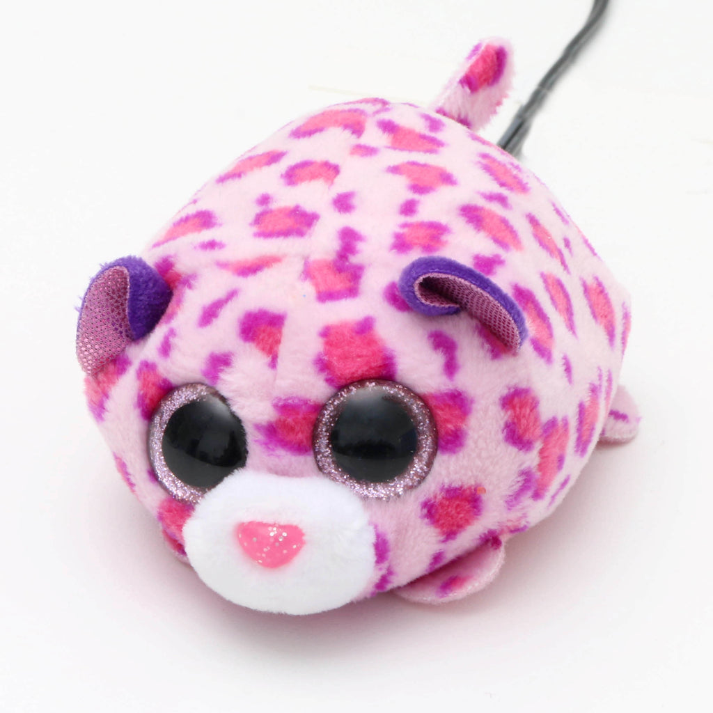 Leopard Plush Switch for Adapted Device
