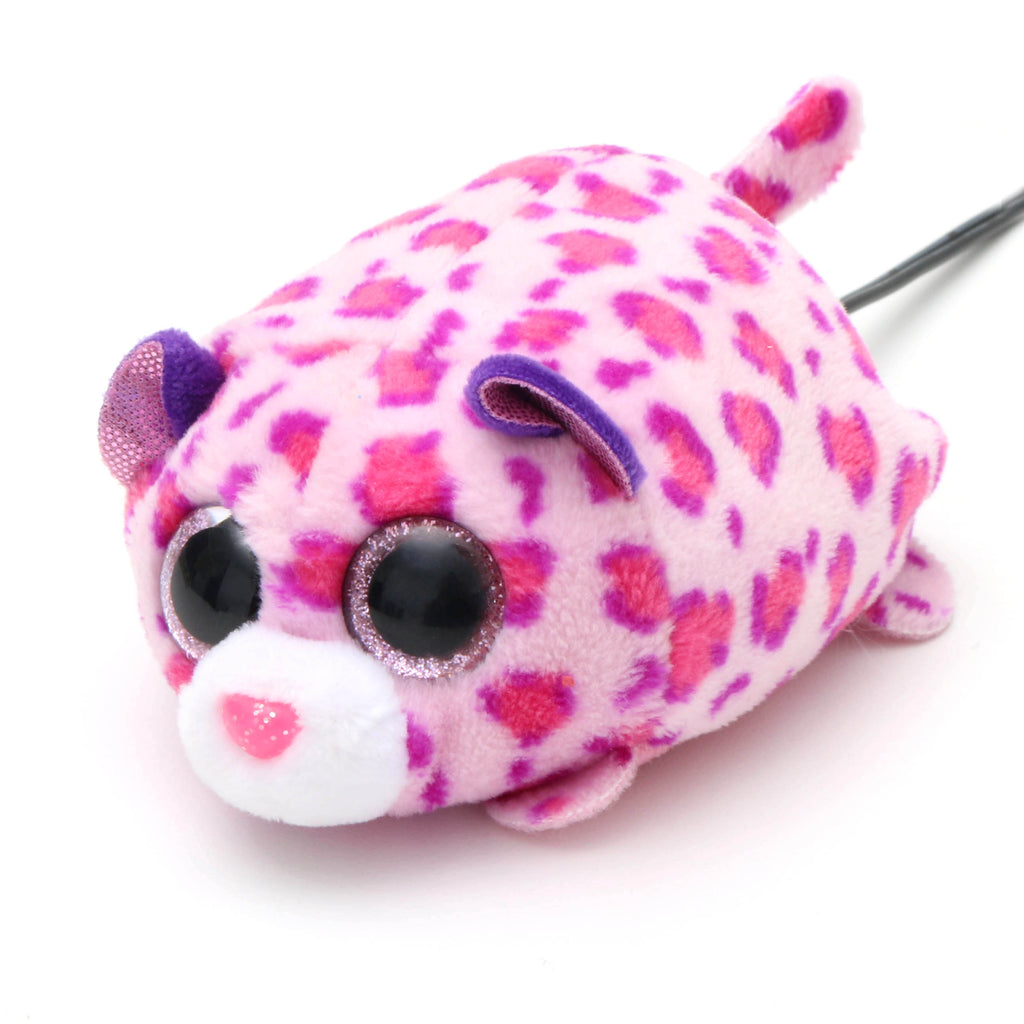 Leopard Plush Switch for Adapted Devices