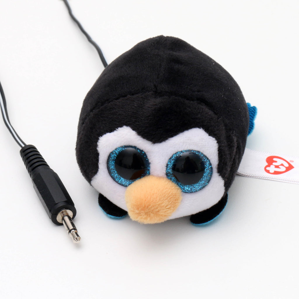 Penguin Plush Switch for Adapted Devices