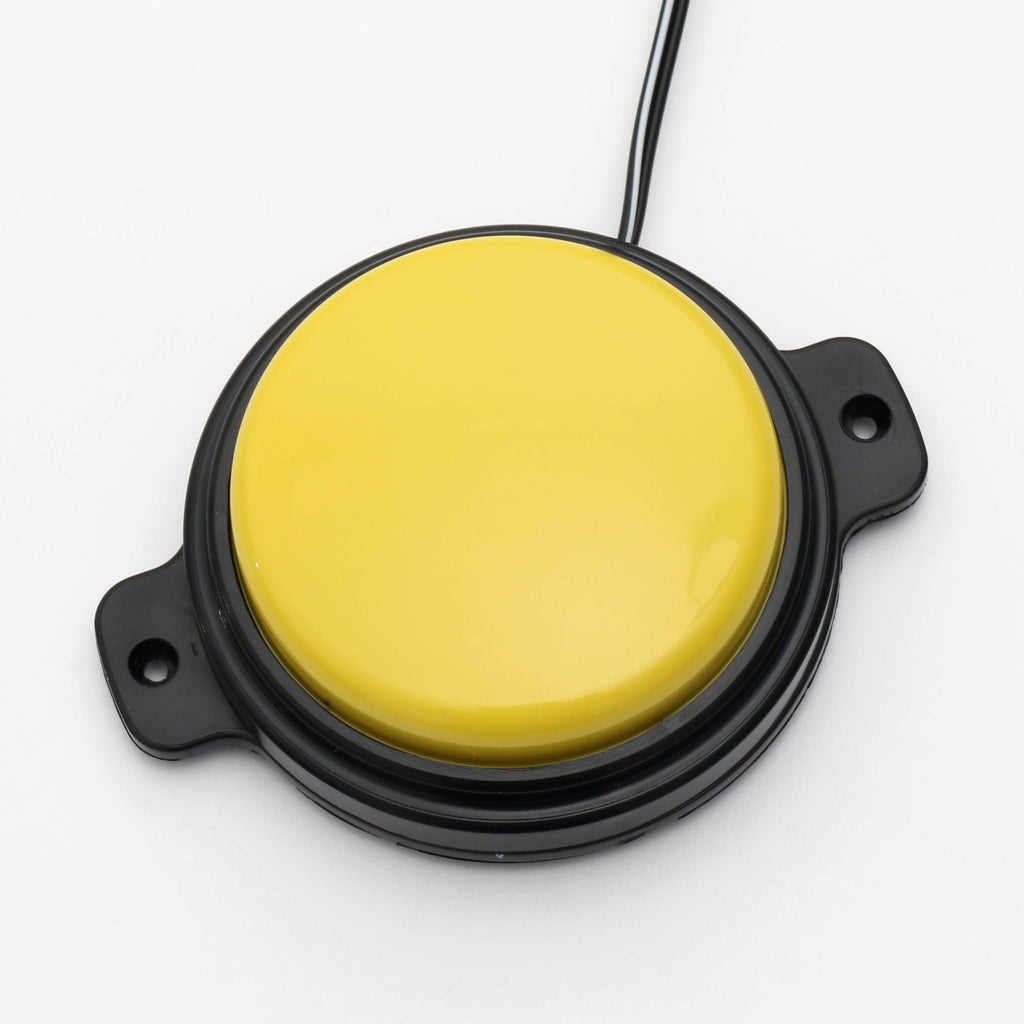Yellow Sunshine Switch for Therapeutic Devices