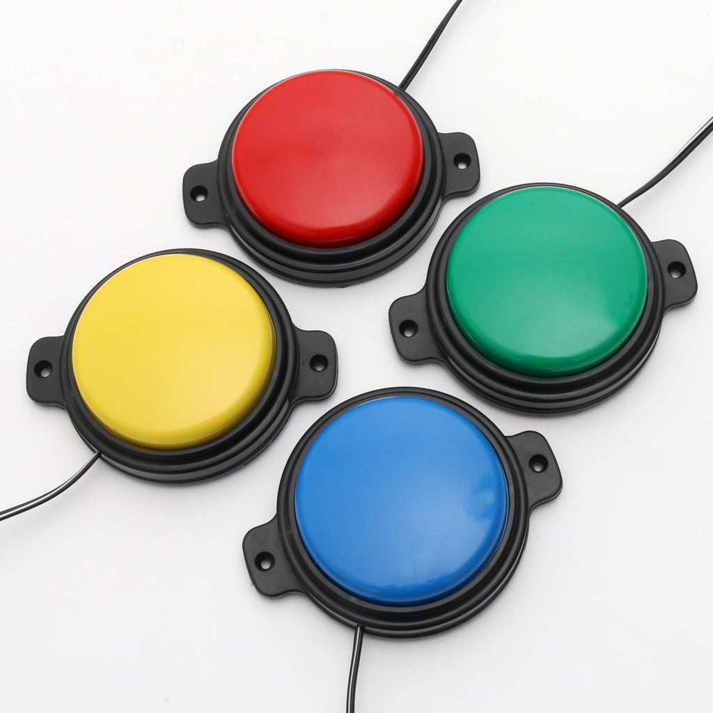 Set of Four Sunshine Switches for Adapted Devices