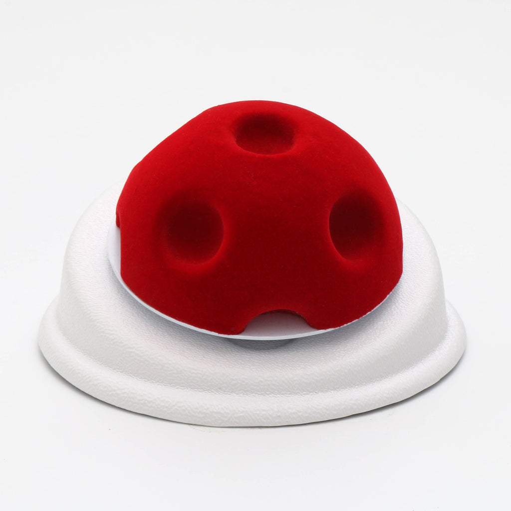 Red Bumpy Ball Switch for Switch Adapted Toys