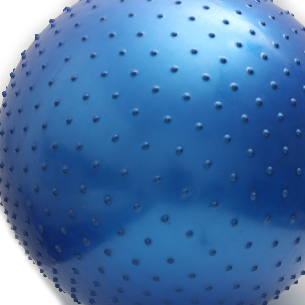 Blue Massage Therapy Ball
