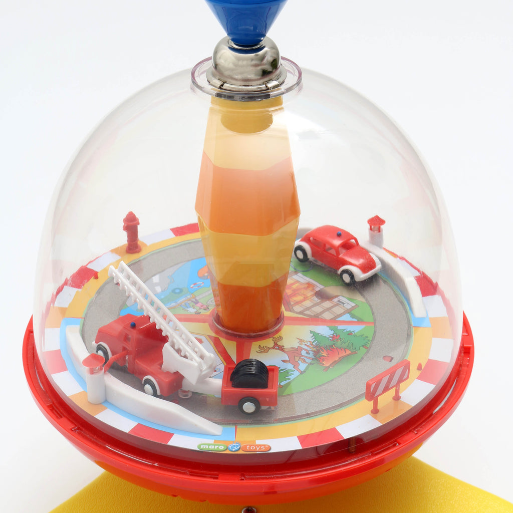 Spinning Fire Truck Switch Adapted Toy