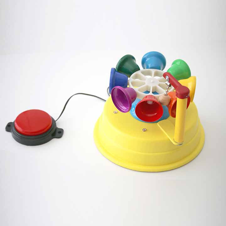 Baby Bell - Switch Adapted Toy