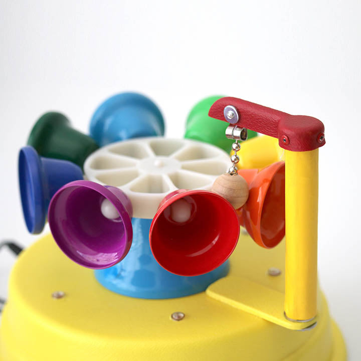 Baby Bell Switch Adapted Toy