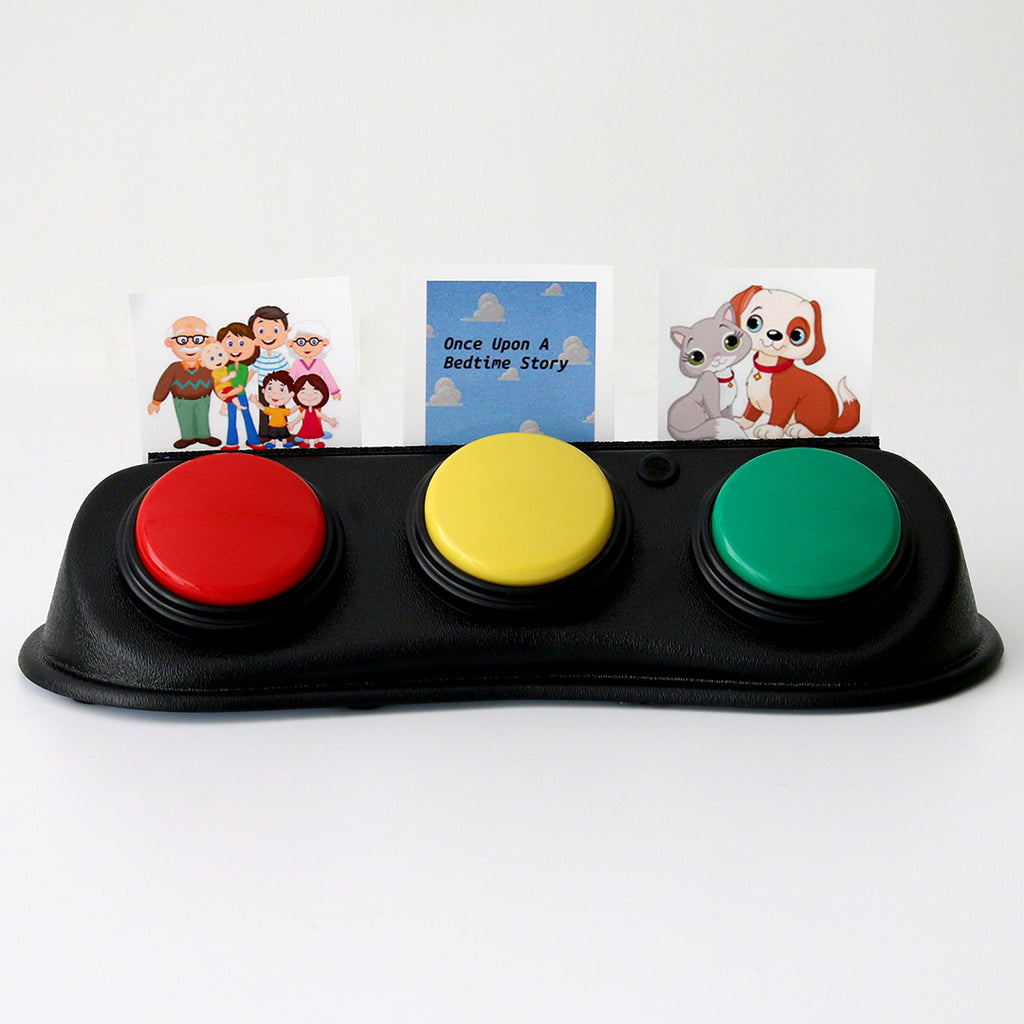 Easy Talk Communicator 3 Easy Talk Communicator 1 for for children and adults with special needs