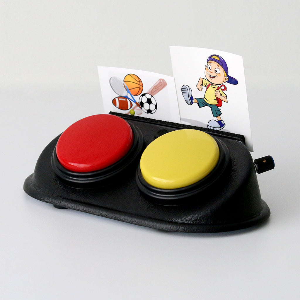 Easy Talk Communicator 2 Easy Talk Communicator 1 for for children and adults with special needs