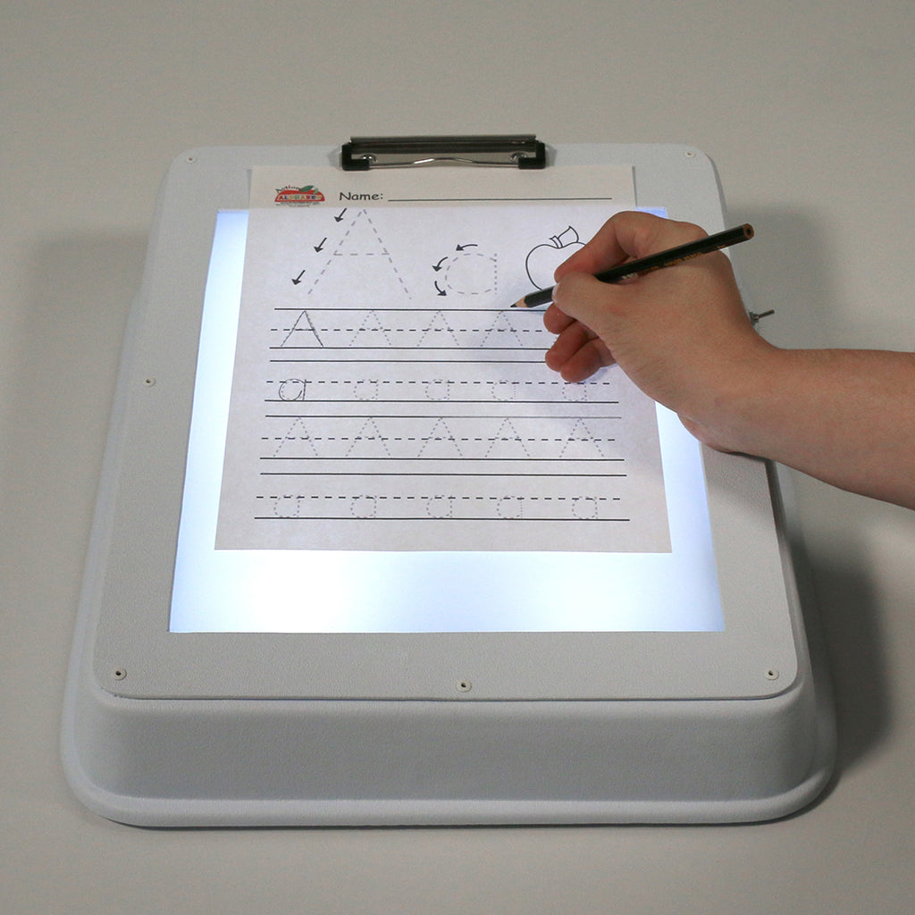 Musical Light Box for Eye Hand Development