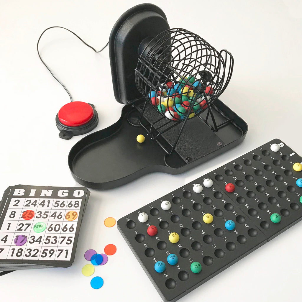Switch Adapted Bingo for Children with Disabilities