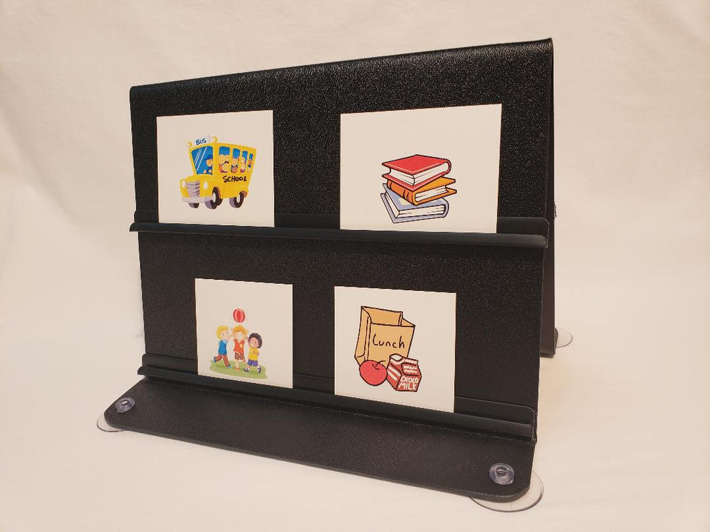 Communication Card Holder