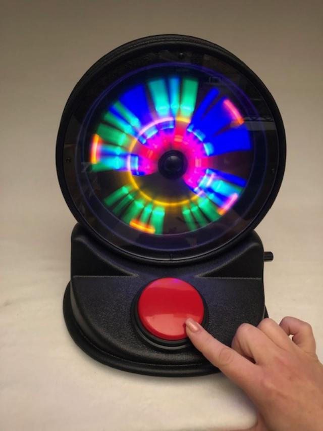 Spinning Light Show