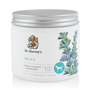 Dr Harvey's – Relax Supplement