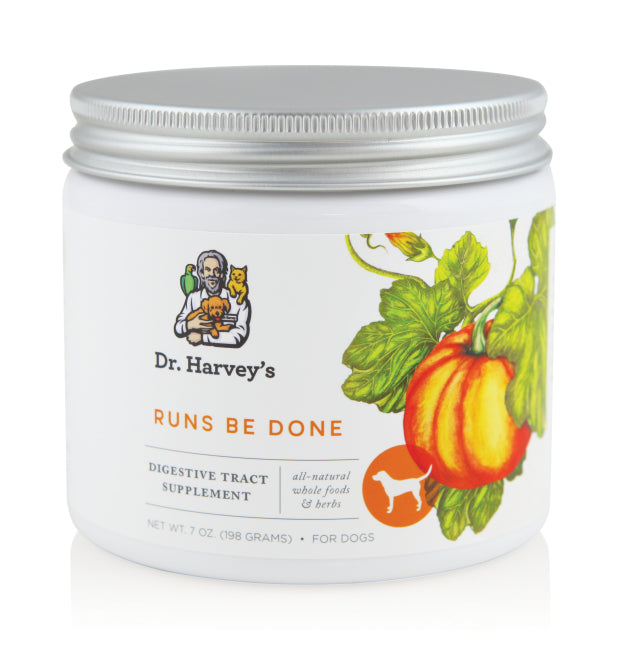 Dr Harvey's – Runs be Done Supplement