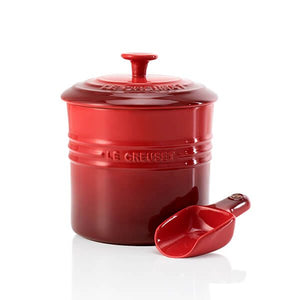 Le Creuset - Stoneware Pet Food Storage Jar