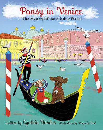 Pansy in Venice: The Mystery of the Missing Parrot