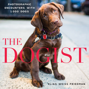 Dogist: Photographic Encounters with 1000 dogs (Elias Weiss Friedman)