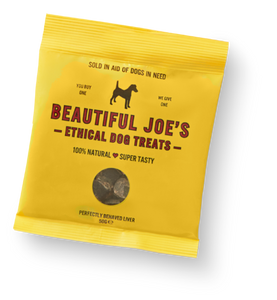 Beautiful Joe - Perfectly Behaved Liver Treats