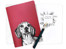 Goodchap's - Dachshund Notebook
