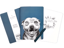 Goodchap's - Staffy Notebook