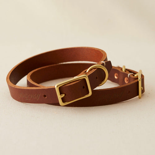 Billy Wolf NYC – Terra Rambler Collar