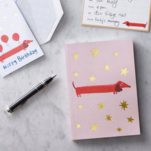 Fenella Smith - Dachshund Notebook