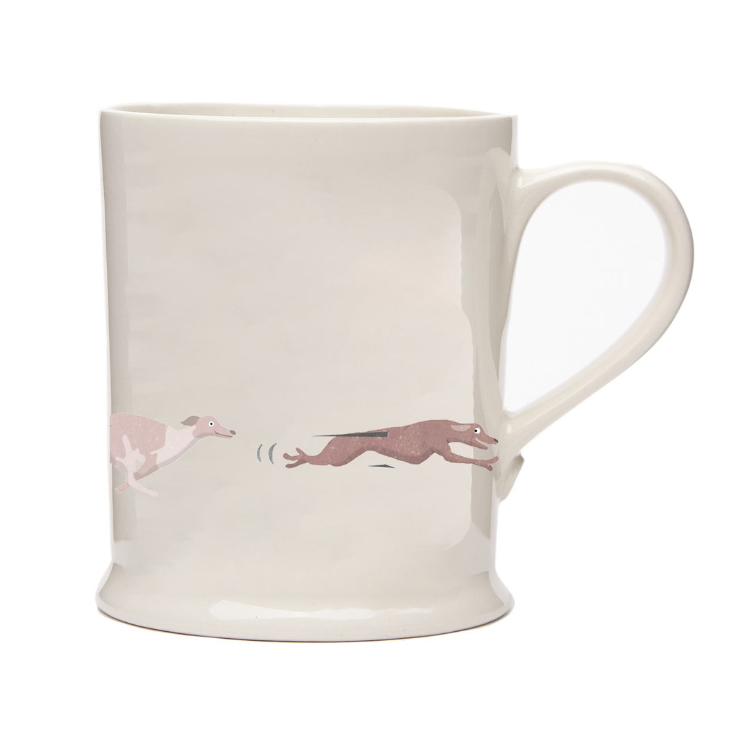 Fenella Smith - Fast Dogs Mug