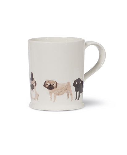 Fenella Smith - Pug Mug