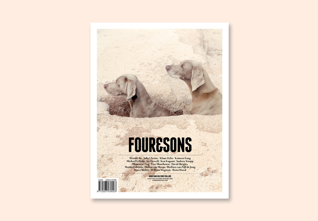 Four & Sons - Issue Ten WW