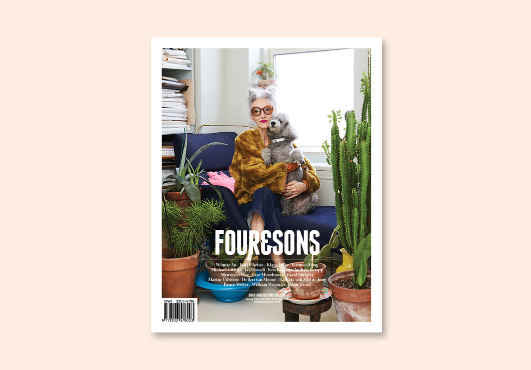 Four & Sons - Issue Ten LR