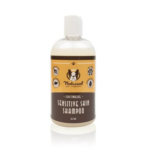 Natural Dog Company - Sensitive Skin Oatmeal Shampoo