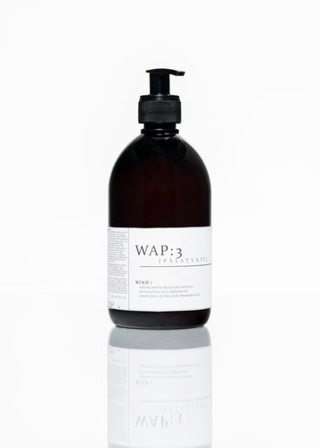 WAP: 3 - Fur wash