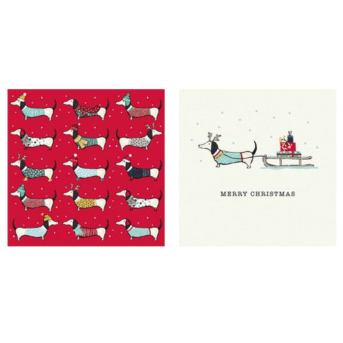 Merry Christmas - Set of 10 Cards