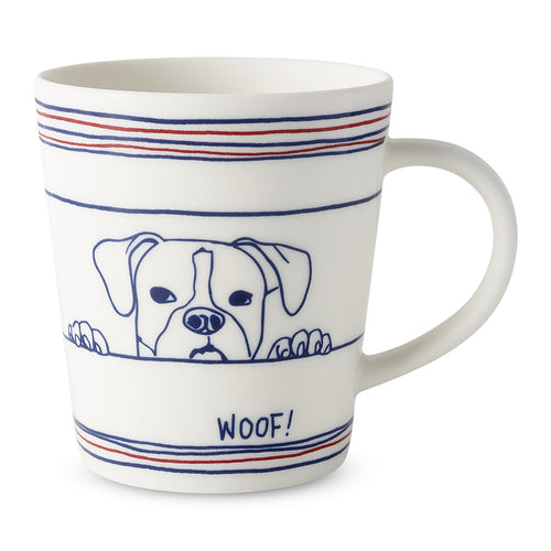 Royal Doulton - Ellen DeGeneres Mug - Dog