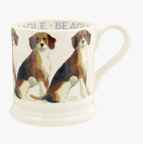 Emma Bridgewater' Dogs Beagle 1/2 Pint Mug