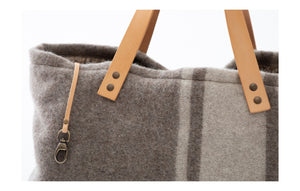2.8 - Inge - Wool Carrier Bag