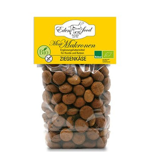 Eden Food - Organic Mini Macarons - Goat Cheese (100g)