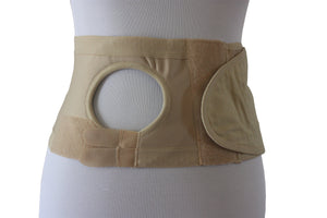 Hernia Support Belt 6 Inch with Adjustable Hole