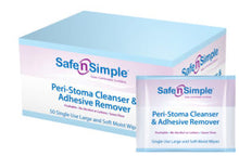 Peri-Stoma Cleanser & Adhesive Remover