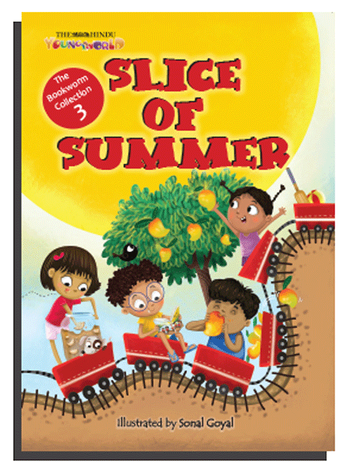 SLICE OF SUMMER : THE BOOKWORM COLLECTION – 3