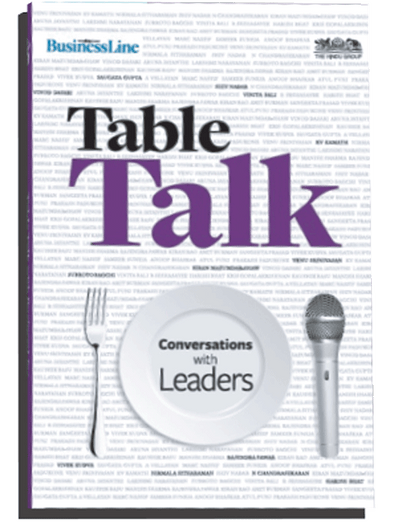 Table Talk - Conversations with Leaders : PAPERBACK EDITION