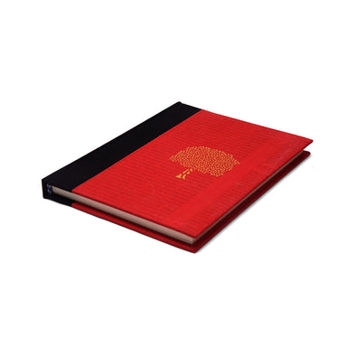 Upcycled Hardbound Journal (Small) - The Hindu Lounge