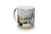 Queen Elizabeth in Bangalore Coffee Mug